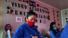 In Mexico women inmates find education chance amid pandemic