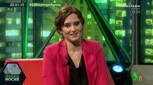 El sonado corte de Iñaki López a Díaz Ayuso en 'laSexta Noche': no le ha sentado nada bien