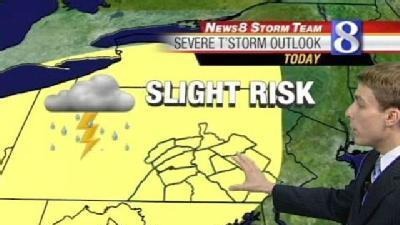 Severe Storms May Be Headed Our Way.