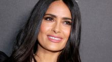 Salma Hayek says she still faces racism in Hollywood: 'They can't believe this Mexican ended up in the life that she has'