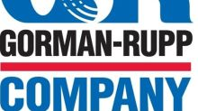 Gorman-Rupp Announces 6.9% Increase in Quarterly Cash Dividend