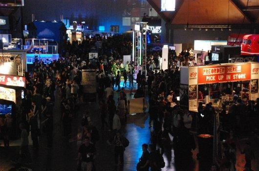 EB Games Expo 2012: Hello from Sydney!