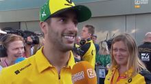 'Shut the f*** up': Did Ricciardo's cheeky sledge kick off media war?