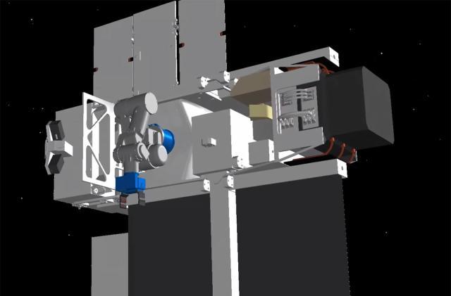 NASA backs demo that will 3D-print spacecraft parts in orbit