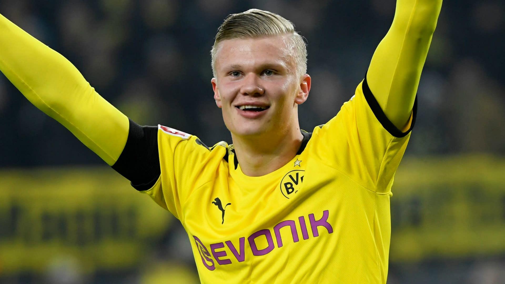 Haaland Breaks Bundesliga Record In Dortmund Rout