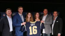 2016 NFL Draft first round rewind: From Jared Goff vs Carson Wentz to Laremy Tunsil