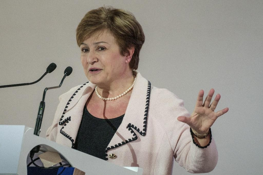 World Bank CEO Kristalina Georgieva says abolishing the myriad of obstacles for African women to become entrepreneurs must be a priority on a continent where poverty continues to grow