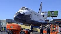 First person: Moving 157,000-lbs. Endeavour