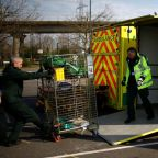 Britain waives import taxes on medical equipment