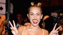 MTV VMA Host Miley Cyrus' Tongue: A Brief History