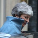 British PM May says Honda plant closure can't be blamed on Brexit