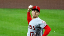 Shohei Ohtani a one-man highlight show in Angels' loss to Astros