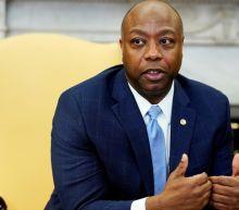 Lone Black Republican Senator Condemns Trump's 'Racially Offensive' Tweets