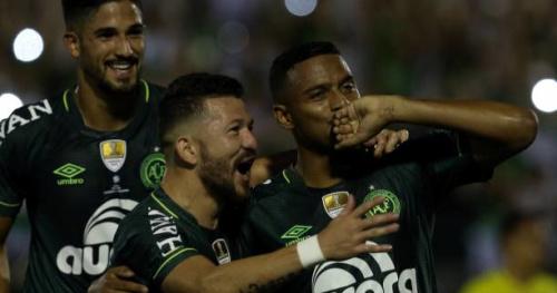 Foot - BRE - Recopa Sudamericana : Chapecoense poursuit sa reconstruction et s'impose face à l'Atlético National