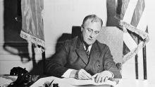 Élections américaines : en 1944, Franklin Roosevelt est élu pour la quatrième fois de suite, du jamais-vu