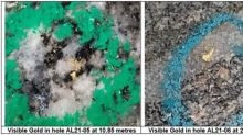 ALX Resources Corp. Finds Visible Gold in Drill Core at the Alligator Lake Gold Project, SK