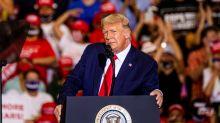 Donald Trump se félicite d'avoir obtenu un prix... qui n'existe pas