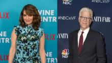 NBC has ordered a new series by Tina Fey and Ted Danson