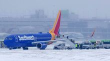 Omaha airport reopens after Southwest Airlines plane goes off runway
