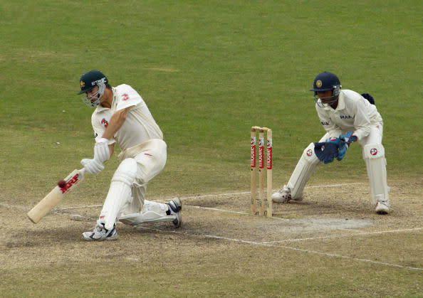 4th Test Australia v India Day Five