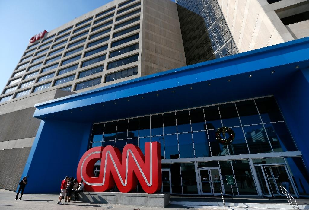 CNN Brazil's announced arrival comes as the country undergoes an an abrupt swerve to the right under President Jair Bolsonaro, a pro-business ultraconservative (AFP Photo/Kevin C. COX)