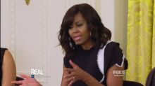 Michelle Obama Says Barack Was 'a Bum' in High School