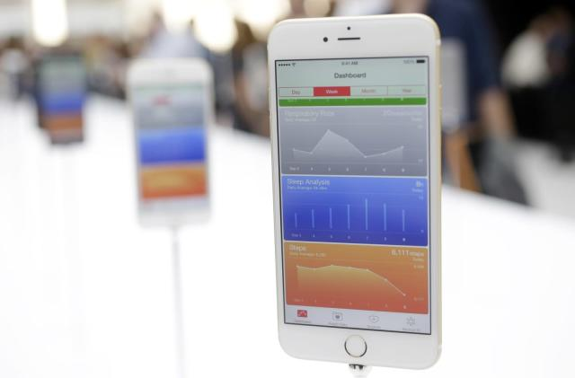 iOS update fixes your iPhone's missing Health data