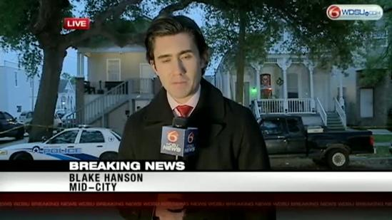 New orleans police investigating Mid-City killing