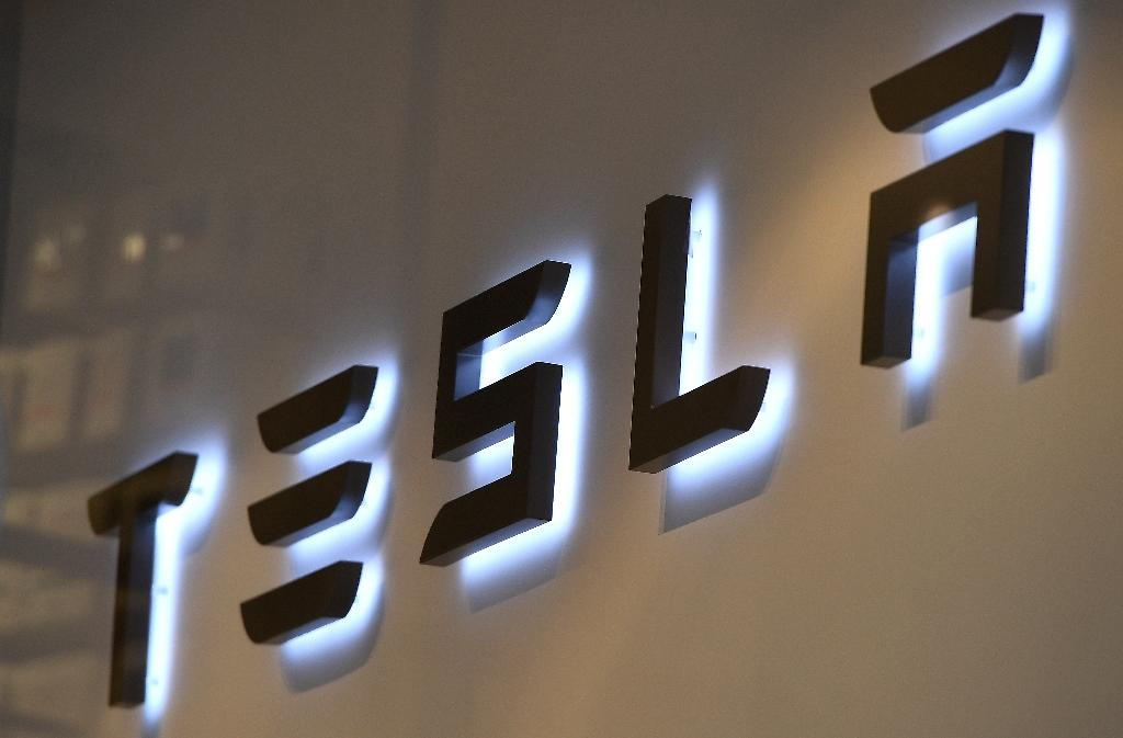 Tesla shares have been on the upswing since it reported on August 1, 2018 a bigger-than-expected second-quarter but signaled that it expects to reach profitability in the third quarter and remain in the black for the foreseeable future (AFP Photo/Emmanuel DUNAND)