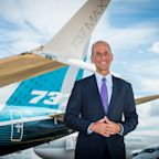 Boeing CEO praises 737 Max suppliers, airlines for patience during crisis