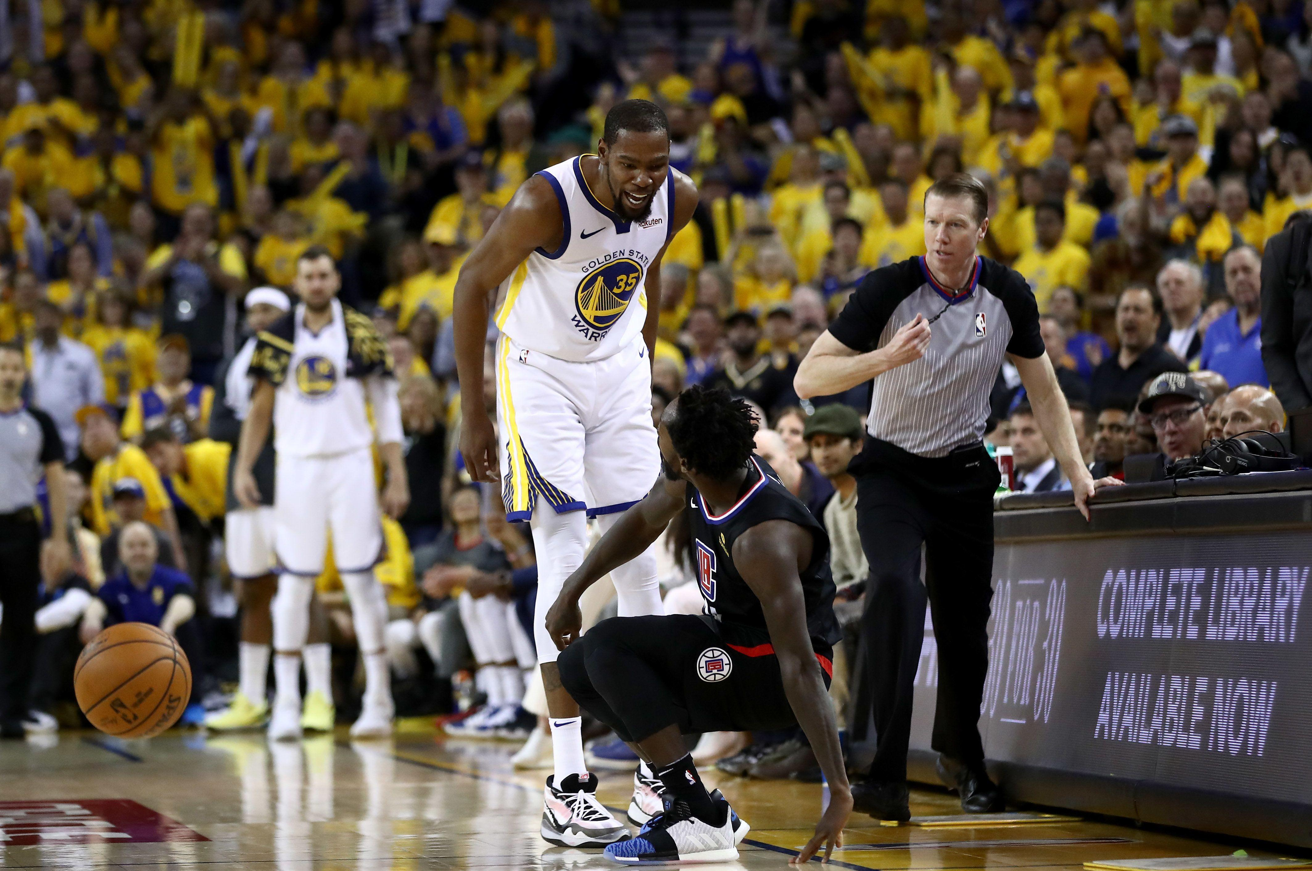 788d5d0f2c3 Why Kevin Durant s Game 1 ejection could prove costly for Warriors