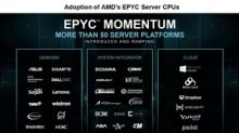 How Did AMD Boost Adoption of EPYC Server CPU?