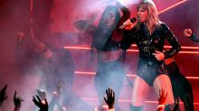 Why the Internet Is Comparing Taylor Swift's Performance to a Witch Ritual