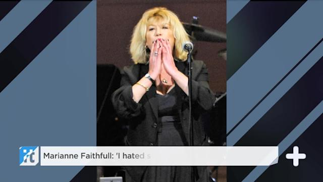Marianne Faithfull: 'I Hated Sex During Swinging Sixties'