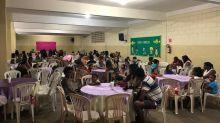 Casal desiste de festa de casamento e faz jantar solidário no lugar