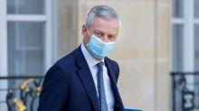 Le ministre de l'Economie Bruno Le Maire annonce avoir été testé positif au coronavirus