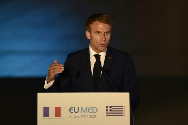 """""""Amoncellement de promesses"""": la droite accuse Macron d'""""euphorie dépensière"""" avant la présidentielle"""