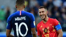 Ballon d'or 2018 : Hazard vote Mbappé