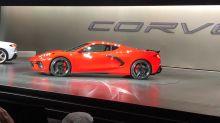 Chevrolet unveils price of 2020 midengine Corvette