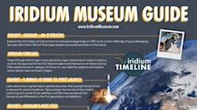 Iridium Launches Online Museum to Commemorate 20th Anniversary Milestone, Educate and Preserve its Unique History