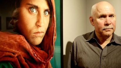 National Geographic's 'Afghan girl' arrested