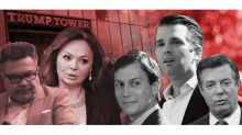 Team Trump's evolving story on Don Jr.'s Russia meeting