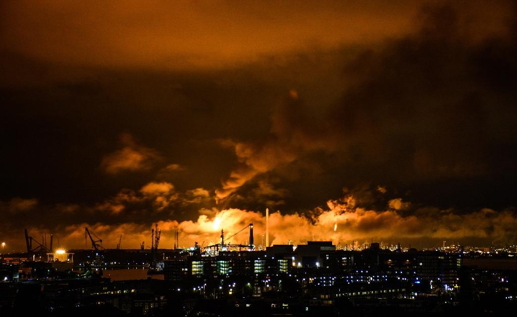 Shell shuts down Europe's largest refinery after fire