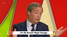 Nigel Farage thinks young people should be more open-minded about free speech