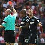 Arnautovic apologises to West Ham fans after red-card shame