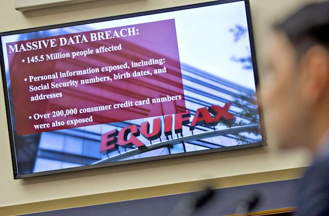 Equifax faces £500,000 fine in the UK over massive data breach