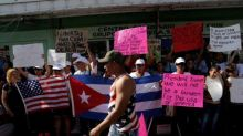 'They threw us into the street': Cubans tell of struggles to enter US