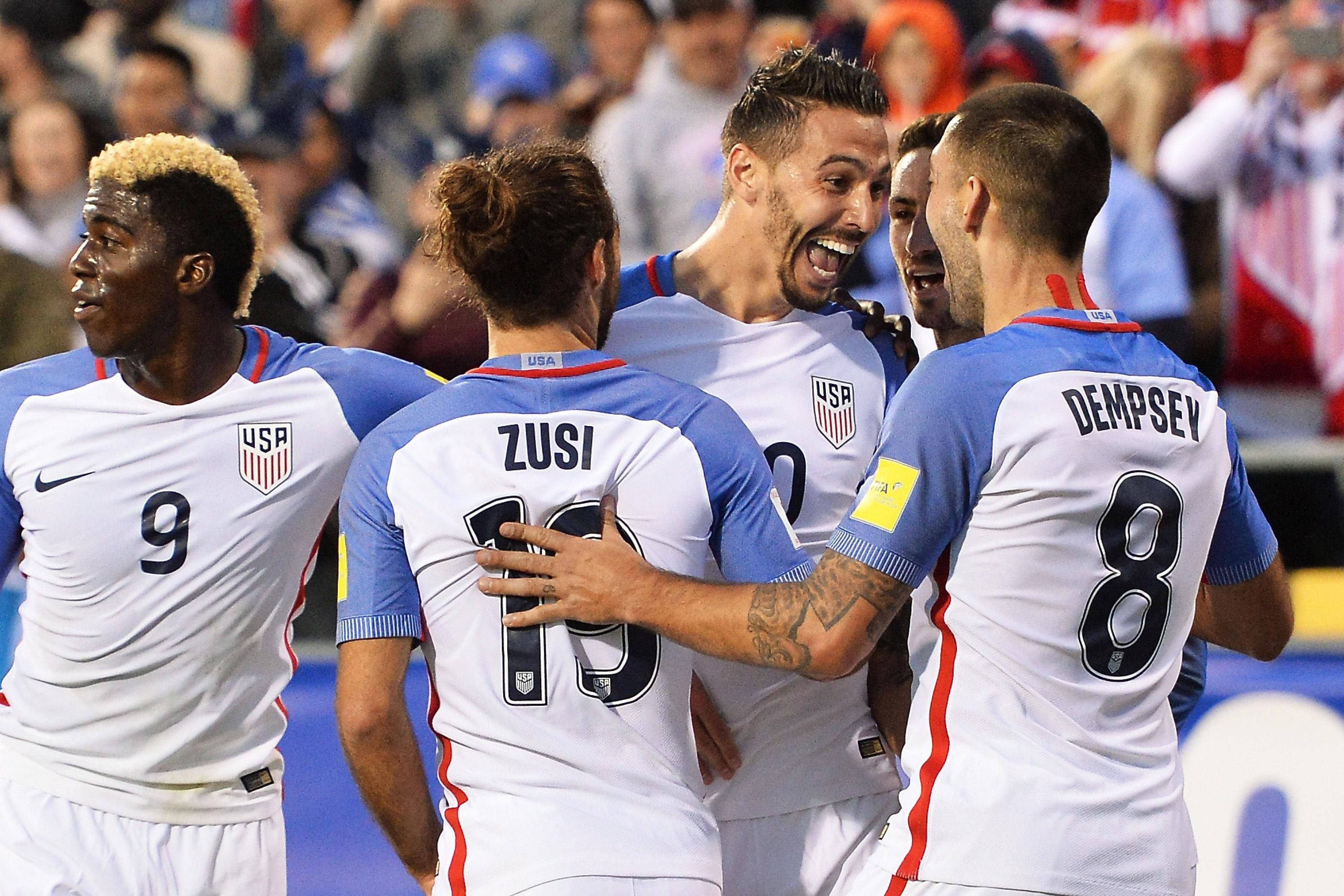 66d107d7d USMNT gets World Cup qualifying back on track with 4-0 rout of Guatemala