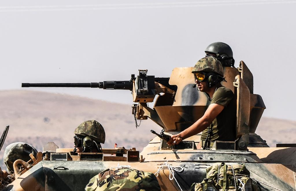 Turkey warplanes bomb PKK targets in northern Iraq: state ...