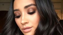 Shay Mitchell's Matchy-Matchy Bronze Makeup: Get The Look